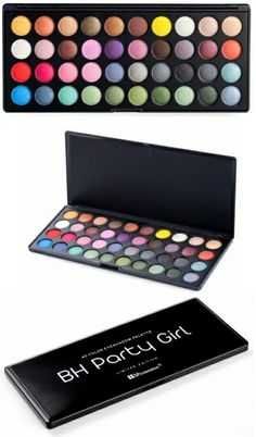 BH Cosmetics BH Party Girl Eyeshadow Pallette http://shoponlinebrands.com