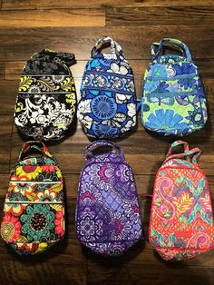 4eb33dc734bb New Vera Bradley lunch bunch box top handle bag box thermo Options NWT