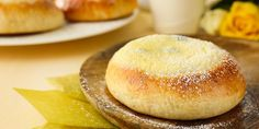Doughnut, Hamburger, Bread, Desserts, Food, Presents, Tailgate Desserts, Deserts, Eten