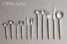 純銅洋食器 銀仕上 カトラリー 工房アイザワ | 日本の手仕事・暮らしの道具店 | cotogoto コトゴト