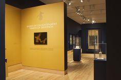 전시회, 계몽주의의 상징, 헌신의 흔적 : 실뱅 바넷과 윌리엄 부토 컬렉션의 일본 서예 / 회화 | 하버드 미술관