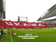 2008.04.13 Urawa Red Diamonds, Urawa Reds, Soccer, Wallpaper, Futbol, European Football, Wallpapers, European Soccer, Football