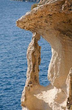 Pilgrim rock, Wied Ganu, Żurrieq, Malta