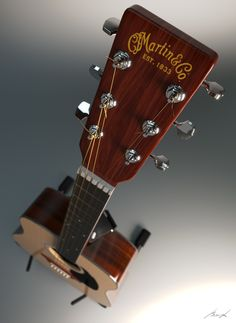 Awesome - Martin Guitars!