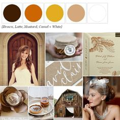 The Perfect Palette: {Wheat Berry}: A Palette of Fig, Camel, Antique Gold + White... another great combo