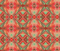marzlene_beauty_2930 fabric by marzlene'z_eye_candy on Spoonflower - custom fabric