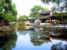 Zhou Zhuang - Venice of the East, near Shanghai.
