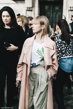 More street style here ♡ Looks Street Style, Street Look, Street Wear, Fashion Week Paris, Fall Inspiration, Fall Collection, Adventure Style, Collage Vintage, Vogue