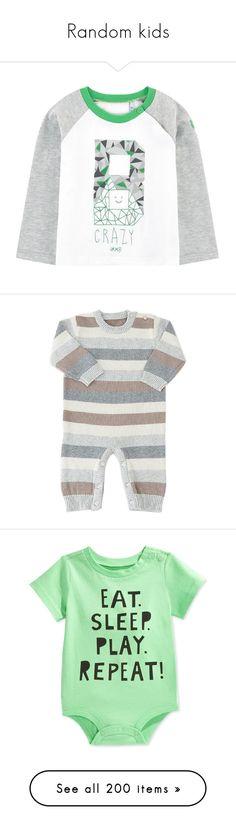 """Random kids"" by say-hola ❤ liked on Polyvore featuring baby, baby clothes, kids, baby boy, baby stuff, tops, hoodies, hooded sweatshirt, sweatshirt hoodies and pink hoodies"