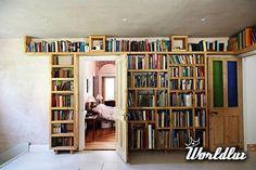 Love this bookshelves