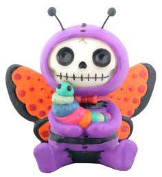 furry bones - butterfly - figurine   $8 - click on the photo for a direct link -  http://goreydetails.net/shop/index.php?main_page=product_info=70_79_id=804