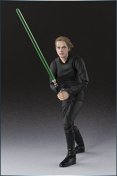 """S.H.Figuarts Luke Skywalker (Episode VI) 
