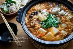 熱々!キムチ鍋。|あ~るママオフィシャルブログ「毎日がお弁当日和♪」Powered by Ameba