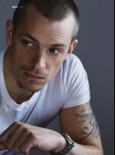 Just Joel Kinnaman — F*** Magazine (Singapore) has some great...