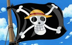 Straw-Hats' Jolly Roger