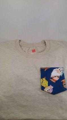 7 dwarfs Pocket T-Shirt Disney movie inspired by TheSouthernMouse 7 Dwarfs 5f361abce209a