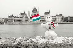 Winter in Budapest Great Places, Beautiful Places, Capital Of Hungary, Heart Of Europe, National Holidays, Budapest Hungary, Eastern Europe, Homeland, Places To Visit
