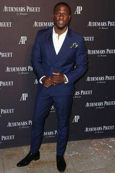 Mais elegantes da semana: Kevin Hart e a elegância sem gravata