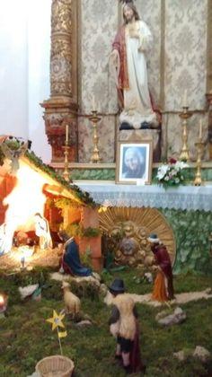 Presépio/ Igreja São  Pedro - Óbidos/ PT 01/2015
