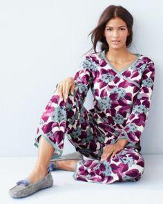 Asian Wrap Pajamas - I WANT these PJs!
