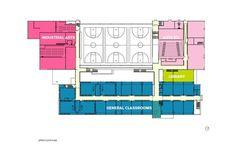 Duchess Park Secondary School,Plan