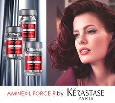 Aminexil Force R, with Rhamnose. It is a sugar of vegetal origins, restoring the quality and elasticity of the scalp deteriorated by time, for a better anchoring of the hair. Only on:  http://shop.sereni.net/prodotti-kerastase/specifique/anticaduta/aminexil-force-r-42-fiale.html