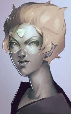 Steven Universe: Peridot by Dragons-Roar on DeviantArt