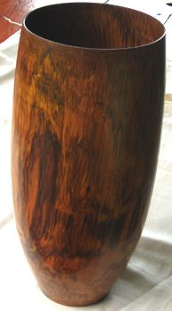 The Natural Edge - Master Woodturner - Western Cape South Africa
