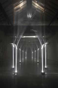 Arcades Project | lighting . Beleuchtung . luminaires | Studio Troika |