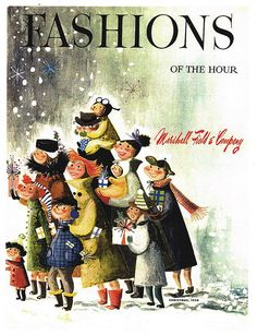 Winnie Fitch Christmas cover