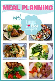 Meal Planning Tips and Tricks! (FREE Printables and More)