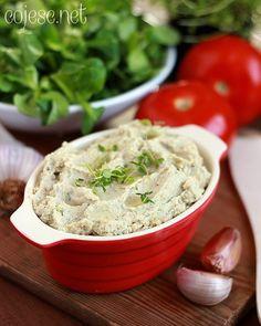 Pasta z całą główką czosnku! - nie tylko dla odważnych ;) | Zdrowe Przepisy Pauliny Styś