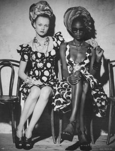 Divalocity   African Art by Koto Bolofo VOGUE Germany FEB 2007