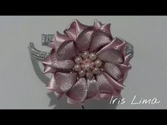 Como fazer laço mil faces Diy ,Tutorial ,Pap By Iris Lima How To Make a Hair Bow - YouTube Mais