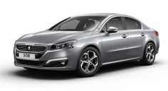 Peugeot 508 Restylée (2017) - Couleurs/Colors