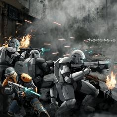 Republic Commandos Gif