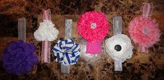 g&co. DIY baby headbands