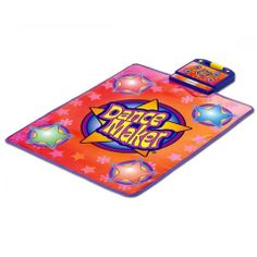 """#Dance_pad   Short description:  Dance pad """"Sultry Dances"""" - elegant entertainment for adults and children!  #Hedeya code:2517 #hedeyastore #toys #gifts  Price:222"""