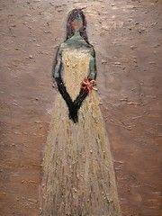 Nanna Susi: Varjoiset kädet, Öljy kankaalle, 140x105 Galerie D'art, Female Art, Finland, Contemporary Art, Paintings, Artists, Album, Woman, Woman Art