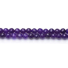 A 16 inch strand of beautiful Malaysian Jade semi-precious gemstone beads dyed to a stunning colour Please note that due to the dying process the