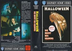 Halloween (Cover VHS) (Germany)