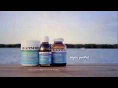 Blackmores Fish Oil Ads