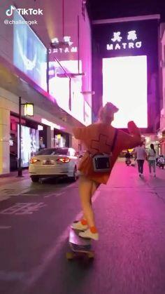 Skateboard Videos, Skateboard Girl, Skateboard Tumblr, Penny Skateboard, Tumblr Skate, Longboard Cruising, Longboard Design, Skateboard Design, Skate Girl