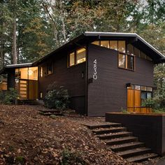 Mid-Century Remodel - would make a great mountain house