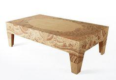 Yakuza Table by Reddish - Design Studio