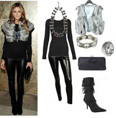 style with no style: Famous: Olivia Palermo
