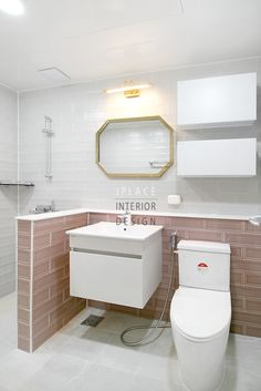 Alcove, Toilet, Bathtub, Bathroom, Rest Room, Interior, Design, Home Decor, Washroom