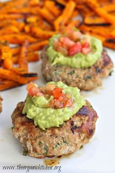 Jalapeño Turkey Burgers! #whole30 #paleo