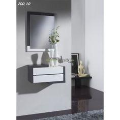 Console avec miroir VULKA 10