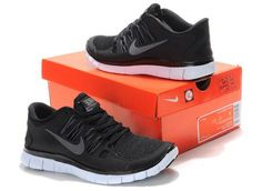 Hot Nike Free 5.0 Womens Black Gray Running Shoes Shoes -  52.58   nike and  adidas 7d4213f95f
